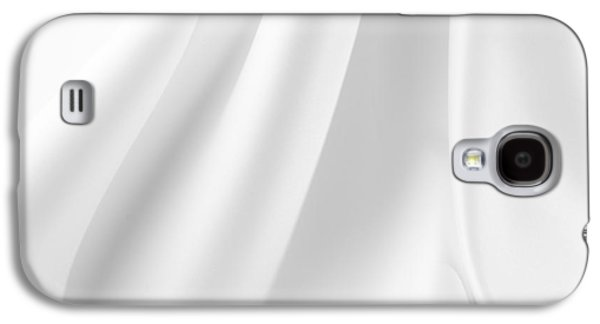 Elegance Photographs Galaxy S4 Cases - Silk lines Galaxy S4 Case by Les Cunliffe