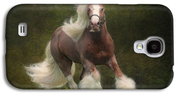 Gypsy Galaxy S4 Cases - Simon and the storm Galaxy S4 Case by Fran J Scott