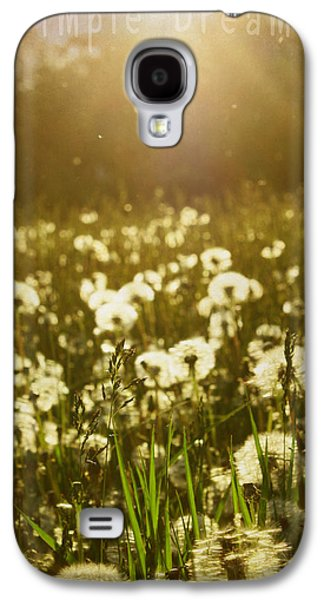 Mix Medium Galaxy S4 Cases - Simple Dreams Galaxy S4 Case by Jerry Cordeiro