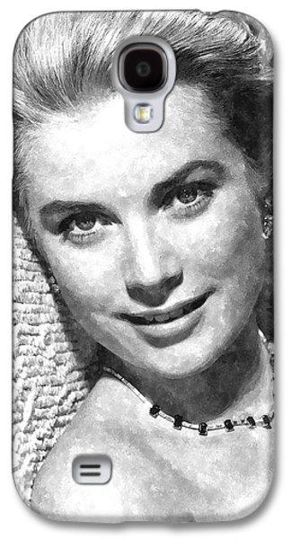 Simply Stunning Grace Kelly Galaxy S4 Case by Florian Rodarte