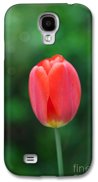 Kaypickens.com Galaxy S4 Cases - Single Beauty Galaxy S4 Case by Kay Pickens