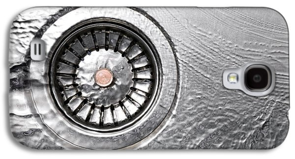 Sink Hole Galaxy S4 Cases - Sink Galaxy S4 Case by Sinisa Botas