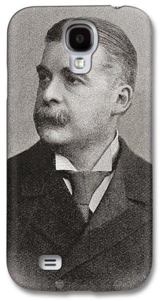 Sullivan Galaxy S4 Cases - Sir Arthur Seymour Sullivan, 1842 –1900.   English Composer Best Known For His Operatic Galaxy S4 Case by Bridgeman Images