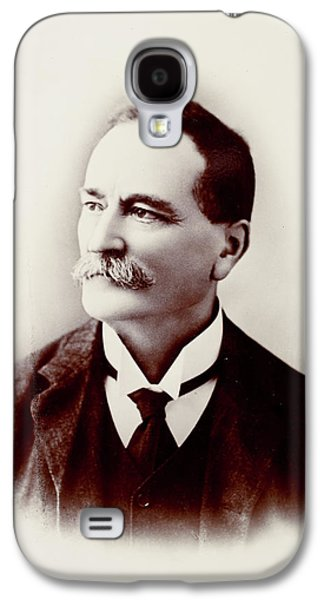 Sir Charles Rivaz Galaxy S4 Case by British Library