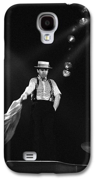 Elton John Photographs Galaxy S4 Cases - Sir Elton John Galaxy S4 Case by Dragan Kudjerski