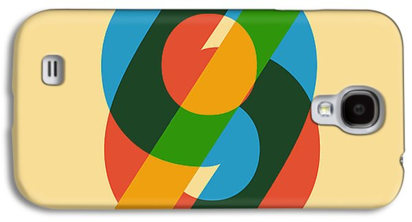 Colors Digital Galaxy S4 Cases - Sixty Nine Galaxy S4 Case by Budi Kwan