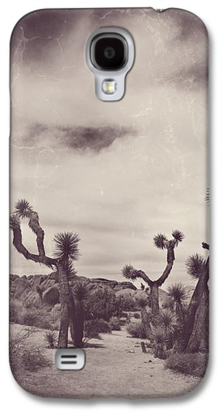 Cloudscape Digital Galaxy S4 Cases - Skies May Fall Galaxy S4 Case by Laurie Search
