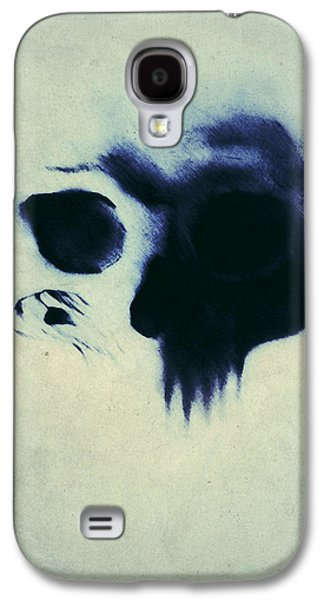 Death Galaxy S4 Cases - Skull Galaxy S4 Case by Nicklas Gustafsson