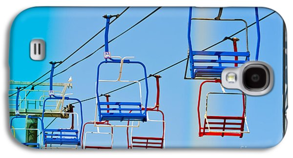Original Art Photographs Galaxy S4 Cases - Sky Ride #34 Galaxy S4 Case by Colleen Kammerer