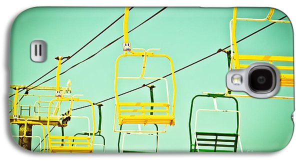 Original Art Photographs Galaxy S4 Cases - Sky Ride #41 Galaxy S4 Case by Colleen Kammerer