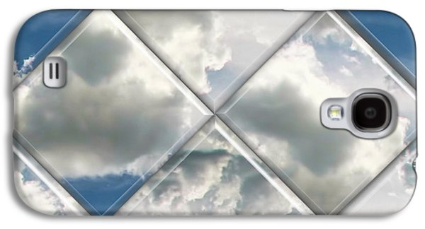 Dreamscape Galaxy S4 Cases - Sky Watch Galaxy S4 Case by Wendy J St Christopher