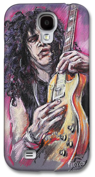 Slash Galaxy S4 Cases - Slash Galaxy S4 Case by Melanie D
