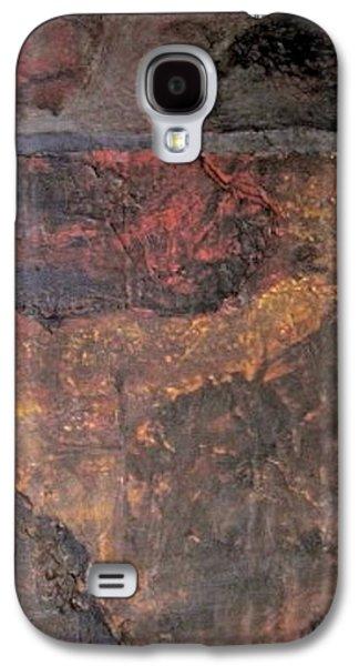 Tile No. 1 Galaxy S4 Case by Jim Ellis