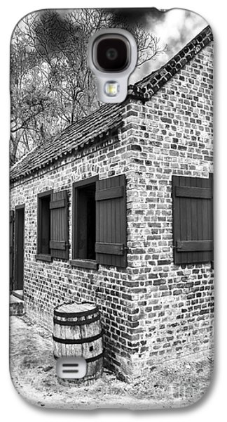 Slaves Galaxy S4 Cases - Slave House Galaxy S4 Case by John Rizzuto