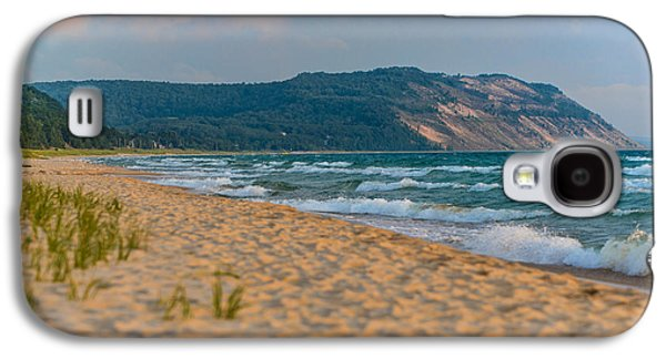 Sleeping Bear Dunes At Sunset Galaxy S4 Case by Sebastian Musial