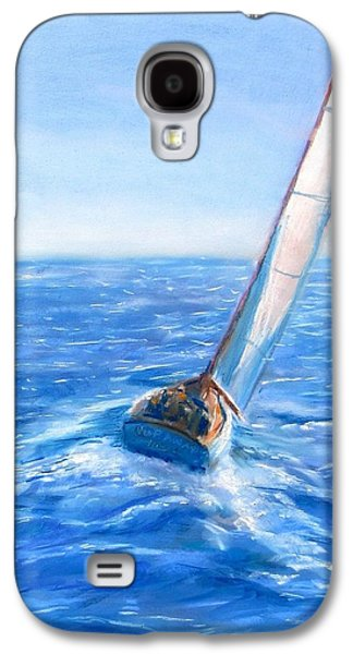 Jack Skinner Galaxy S4 Cases - Slip Away Galaxy S4 Case by Jack Skinner