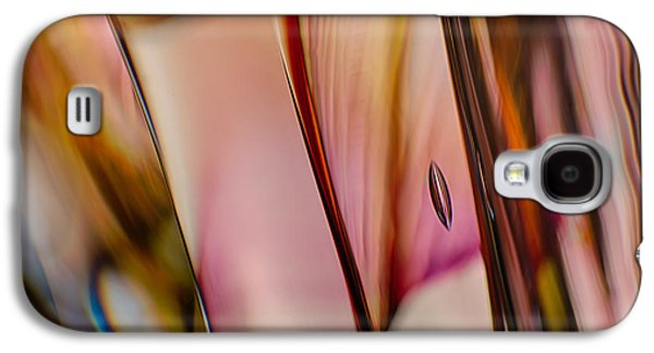 Digital Glass Galaxy S4 Cases - Smooth Movement Galaxy S4 Case by Omaste Witkowski