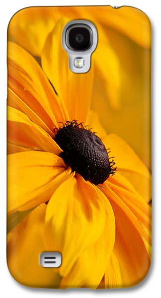 Rollo Digital Art Galaxy S4 Cases - Smothered In Gold Galaxy S4 Case by Christina Rollo