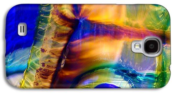 Recently Sold -  - Alga Galaxy S4 Cases - Snakeskin Goddess Galaxy S4 Case by Omaste Witkowski