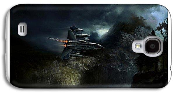 Iraq Prints Galaxy S4 Cases - Sneak Pass Galaxy S4 Case by Peter Van Stigt