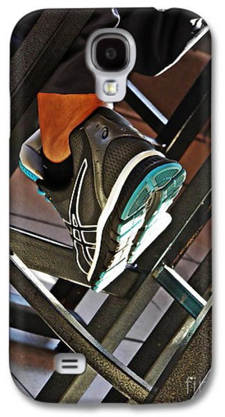 Sneaker Galaxy S4 Cases - Sneaker Galaxy S4 Case by Sarah Loft