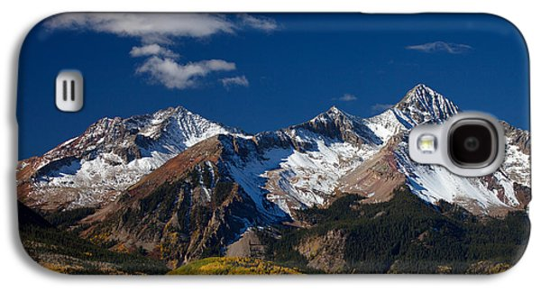 Photography Prints Galaxy S4 Cases - Sneffels Clearing  Galaxy S4 Case by Darren  White
