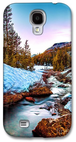United Photographs Galaxy S4 Cases - Snow Paradise Galaxy S4 Case by Az Jackson