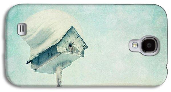 Snowbird's Home Galaxy S4 Case by Priska Wettstein