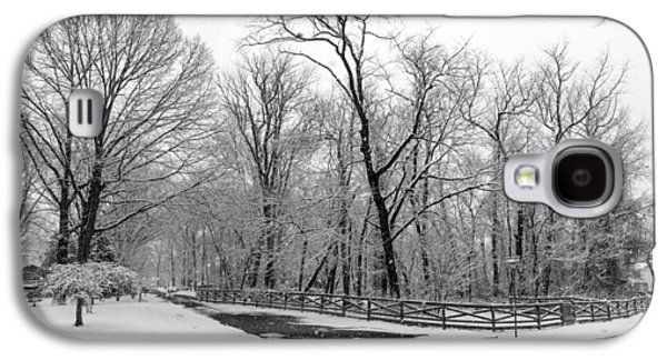 Snowfall Pano Galaxy S4 Case by Brian Wallace