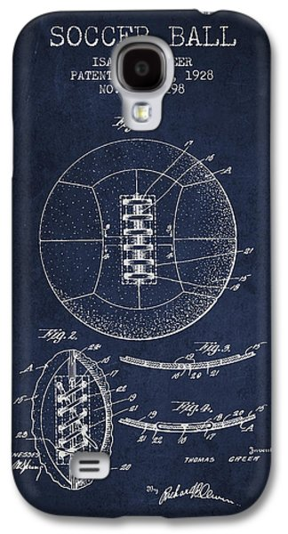 Recently Sold -  - Drawing Galaxy S4 Cases - Soccer Ball Patent from 1928 Galaxy S4 Case by Aged Pixel