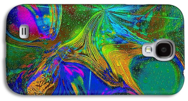 Etc. Digital Art Galaxy S4 Cases - Soft Colors Galaxy S4 Case by HollyWood Creation By linda zanini