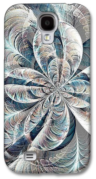 Blooming Galaxy S4 Cases - Soft Palette Galaxy S4 Case by Anastasiya Malakhova