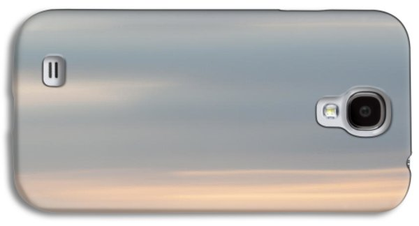 Contemplative Photographs Galaxy S4 Cases - Soft Sunset La Jolla Galaxy S4 Case by Carol Leigh