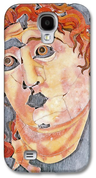 Figures Reliefs Galaxy S4 Cases - Sol Invictus Galaxy S4 Case by Roman School