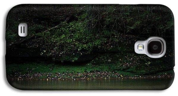 Solitude Photographs Galaxy S4 Cases - Solitude Galaxy S4 Case by Shane Holsclaw