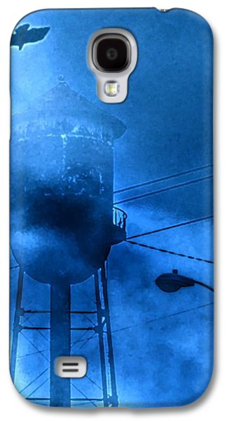 Industrial Pastels Galaxy S4 Cases - Solo Galaxy S4 Case by Lori Bourgault
