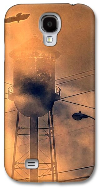 Industrial Pastels Galaxy S4 Cases - Solo2 Galaxy S4 Case by Lori Bourgault