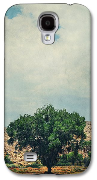 Lone Tree Galaxy S4 Cases - Some Days I Believe Galaxy S4 Case by Laurie Search