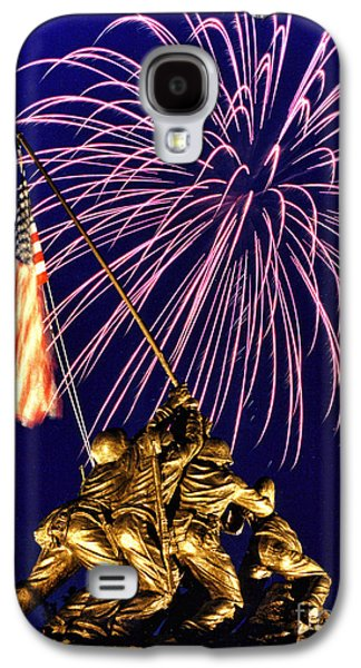 4th July Galaxy S4 Cases - Some Gave All Galaxy S4 Case by Scott Hansen