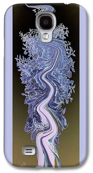 Song - Yucca Flower Galaxy S4 Case by Ben and Raisa Gertsberg