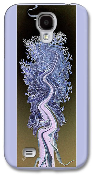 Ben Gertsberg Digital Art Galaxy S4 Cases - Song - Yucca Flower Galaxy S4 Case by Ben and Raisa Gertsberg
