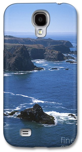 Ocean Of Emptiness Galaxy S4 Cases - Sonoma California Galaxy S4 Case by Chris Selby