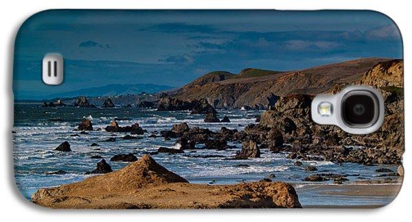 Sonoma Coast Galaxy S4 Case by Bill Gallagher