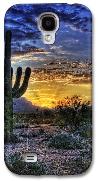 Sonoran Sunrise  Galaxy S4 Case by Saija  Lehtonen