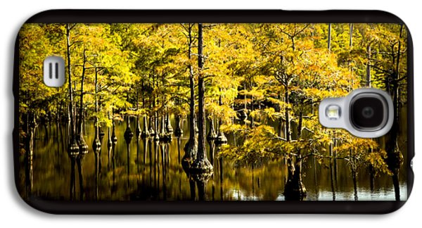 Quiet Time Photographs Galaxy S4 Cases - SOUNDS of TIME Galaxy S4 Case by Karen Wiles