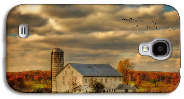 South For The Winter Galaxy S4 Case by Lois Bryan
