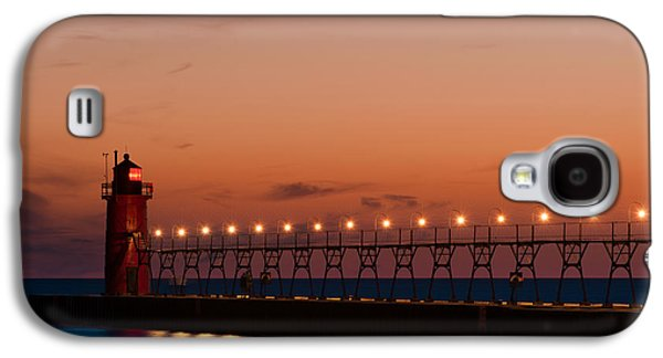 Architecture Photographs Galaxy S4 Cases - South Haven Reflection Galaxy S4 Case by Sebastian Musial