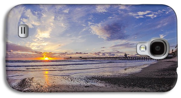 Southern California Winter Galaxy S4 Case by Sean Foster
