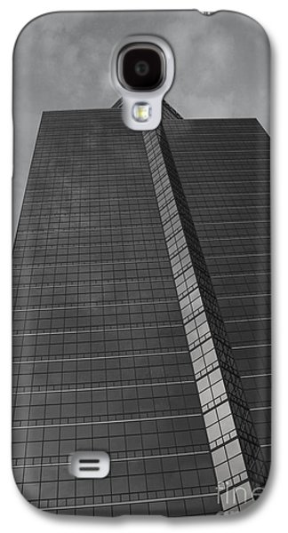 Architectur Galaxy S4 Cases - Southfield Hi Rise Black and White Galaxy S4 Case by Bill Woodstock