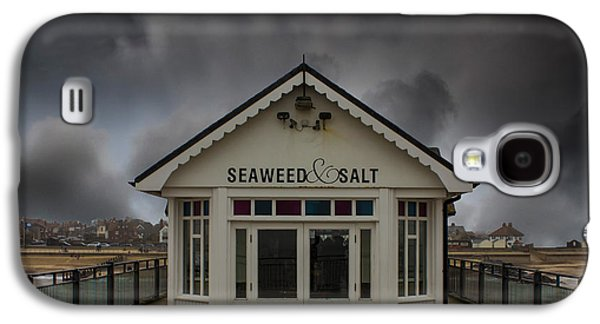 North Sea Galaxy S4 Cases - Southwold Pier Suffolk Galaxy S4 Case by Martin Newman